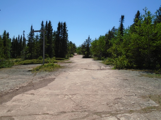 8- Road to the lookout