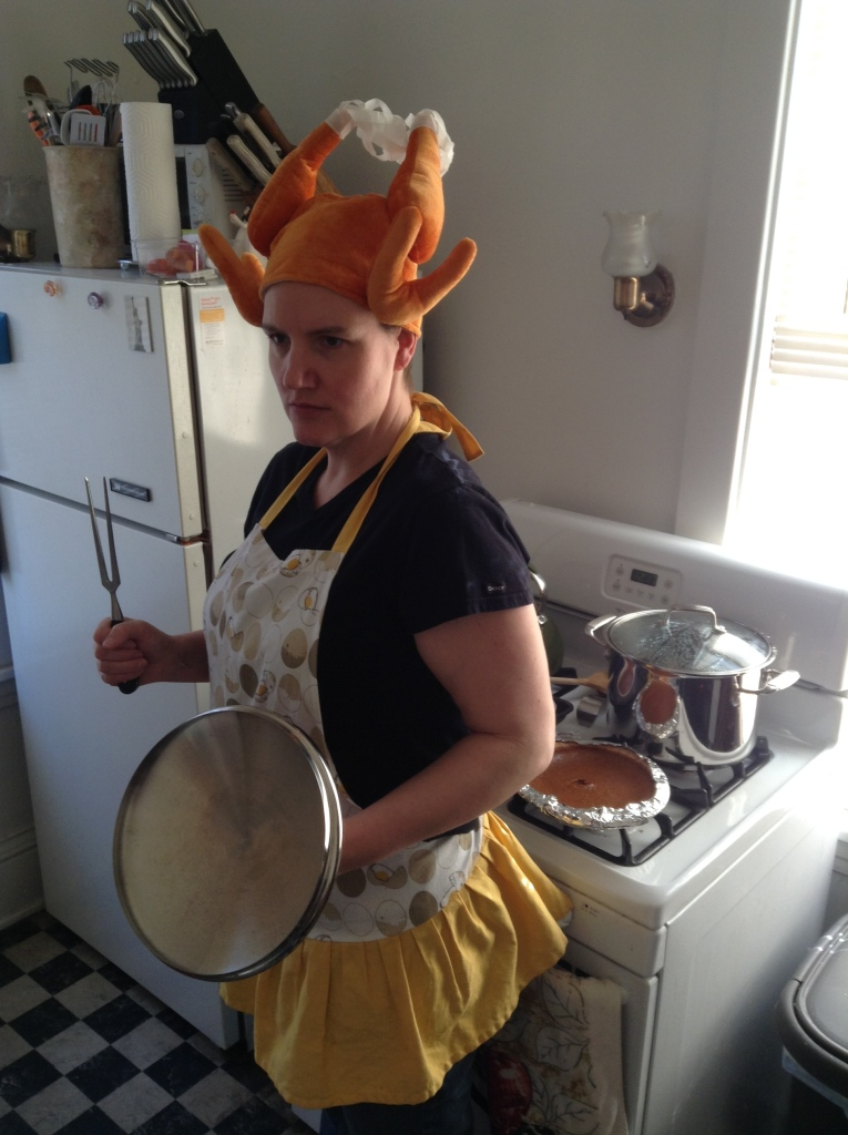 Wayfarers Thanksgiving Queen