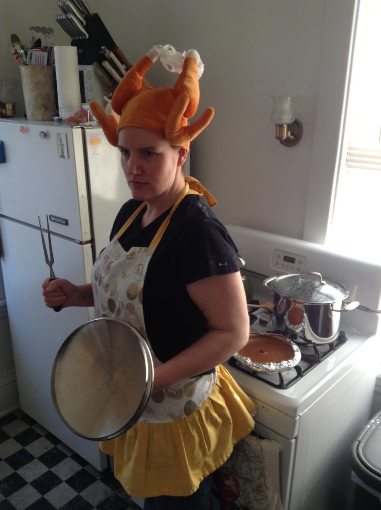 Wayfarers Thanksgiving Queen