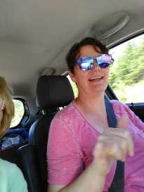 Road Trip Selfie 1