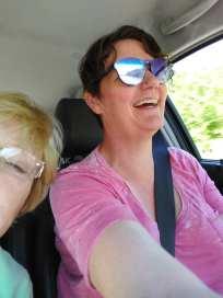 Road Trip Selfie 2