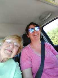 Road Trip Selfie 3